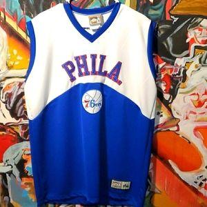 Hardwood Classics  Philadelphia 76ers jers…